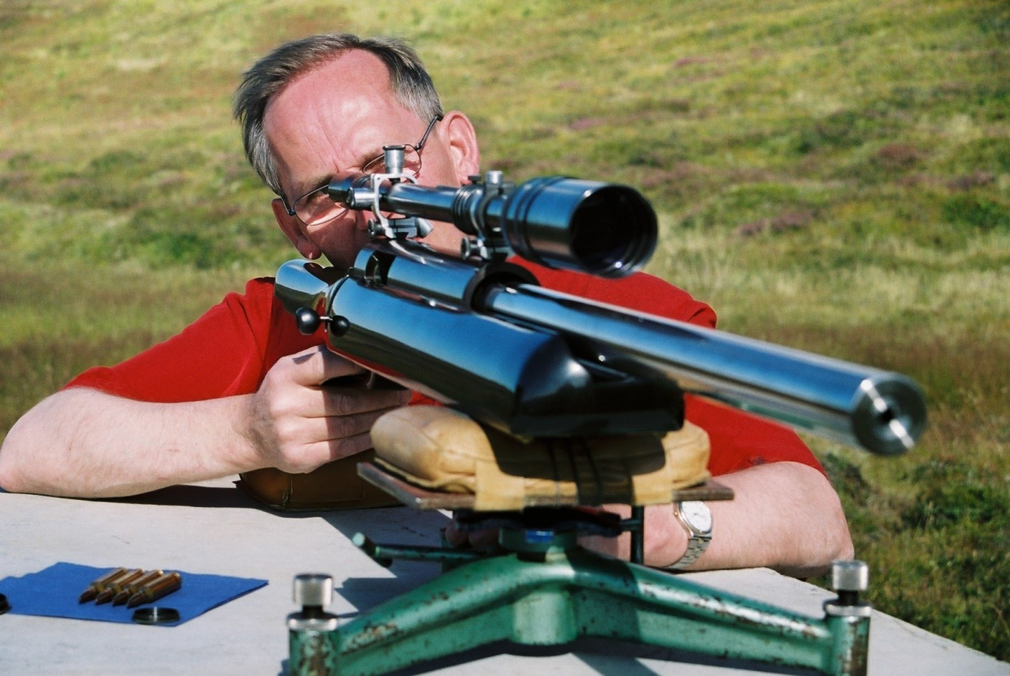 One-Hole Accuracy—The Sport of Benchrest Rifle – Springfield